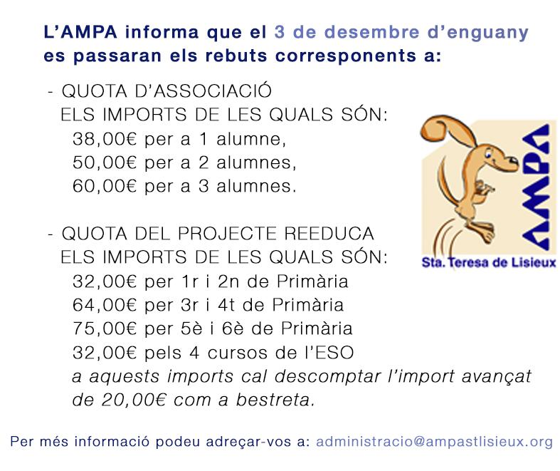 QUOTES AMPA14-15